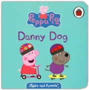 BOARD BOOK,Peppa & Friends, Danny Dog (Was 3.99)