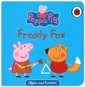 BOARD BOOK,Peppa & Friends, Freddy Fox (Was 3.99)