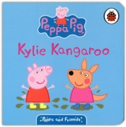 BOARD BOOK,Peppa & Friends, Kylie Kangaroo (Was 3.99)