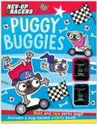 ACTIVITY PACK,Rev-Up Racers, Puggy Buggies (Was 12.99)