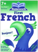 HELP WITH HOMEWORK, First French (Age 7+)