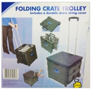 TROLLEY,Folding Crate (Was 29.99)
