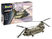 REVELL Model MH-47 Chinook 1:72