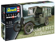 REVELL Model Model T 1917 Ambulance 1:35