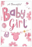GREETING CARDS,Baby Girl 12's Toys & Clothes