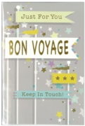 GREETING CARDS,Bon Voyage 6's Flags & Stars