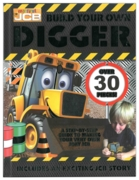 ACTIVITY BOOK,Build Your Own JCB Digger