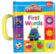 BOARD BOOK,with Carry Handle, First Words