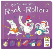 BOARD BOOK with SOUND, Rock 'n'Rollers(12 Sounds)