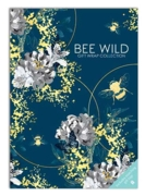 GIFT WRAP COLLECTION,Bee Wild (10 Sheets/22 Tags)