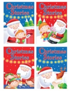 BOOKS, XMAS STORIES, 4 Assorted Priced £2.99