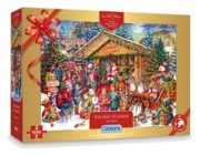 JIGSAW,1000pc. Christmas Limited Edition (Gibson)