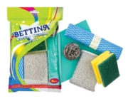 CLEANING PACK,Kitchen 8 Assorted H/pk