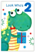GREETING CARDS,Age 2 Male 12's