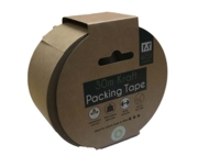 KRAFT PACKING TAPE, Eco Recyclable 50mm x 30m  H/pk