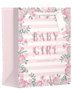 GIFT BAG,Baby Girl (Extra Large)