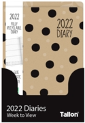 DESK DIARY,A4 Week To View Eco Recyclable