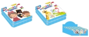 FLASH CARDS,Alphabet/Numbers 2 Assorted in Tin CDU