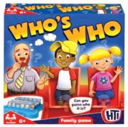 WHO'S WHO,Game Boxed