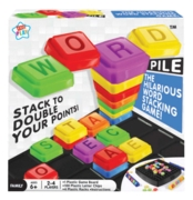 WORD PILE GAME,Boxed