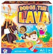 DODGE THE LAVA GAME,Boxed