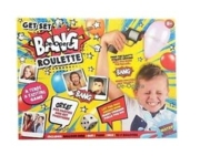 BANG ROULETTE GAME Pass The Revolver 8+ Boxed