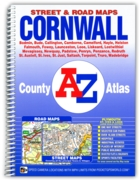 ATLAS,A-Z Cornwall County Street