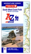 ATLAS,A-Z North Cornwall Adventure