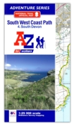 ATLAS,A-Z South Devon Adventure