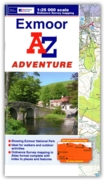ATLAS,A-Z Exmoor Adventure 1:25 000 Scale